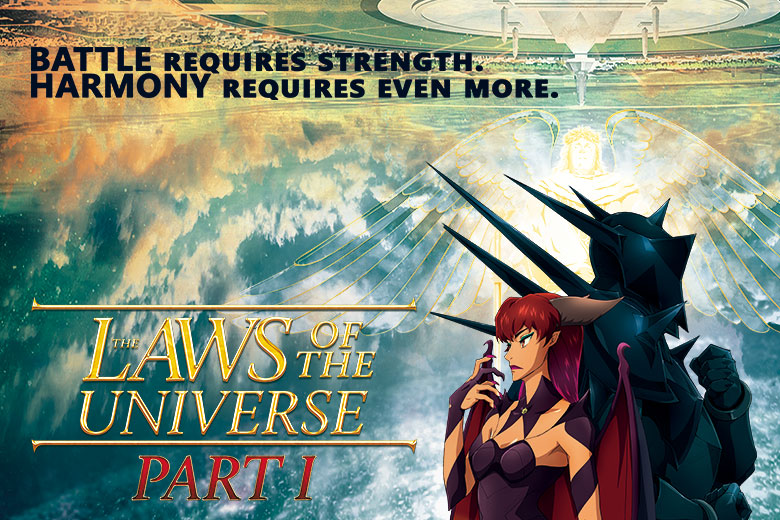 The Laws of the Universe-Part 1